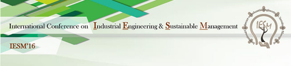 Doctor Ghasemi's PhD. Thesis were selected as the Iranian Top Thesis on Sustainable Engineering and Management (Autumn, 2016)